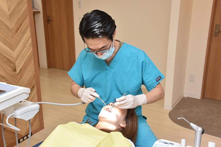 むし歯の進行度と放置するリスク