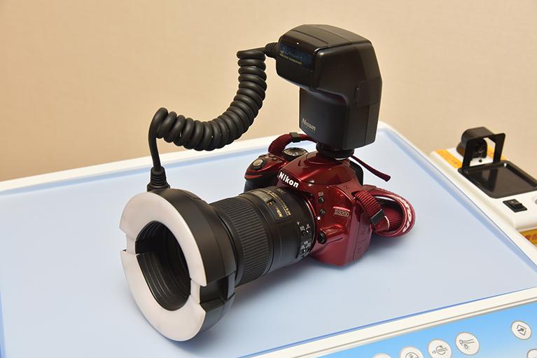 口腔内カメラ